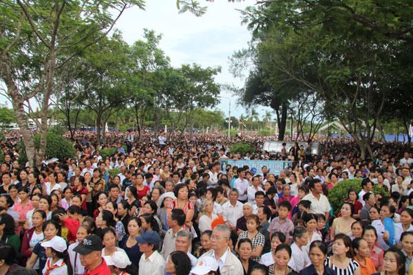Kỉ niệm 200 năm hành hương Mẹ La Vang. 73